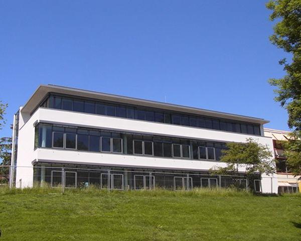 Anbau West Mensa Hohenheim Baujahr 2017